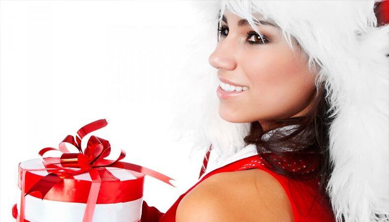 Christmas-girl